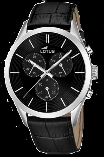 67a9420d0437 Reloj Lotus Minimalist 18119 2 Cronógrafo - Joyeriacarmenvilla.es